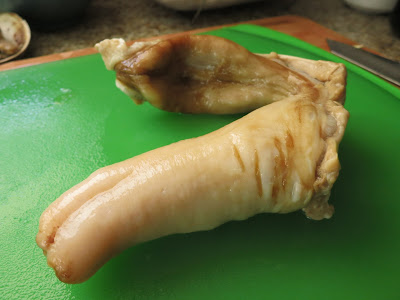 how to cook geoduck