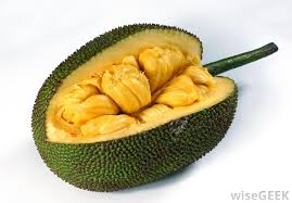 jackfruit inside