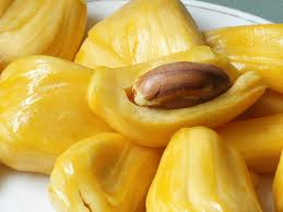 jackfruit yellow flesh and seeds