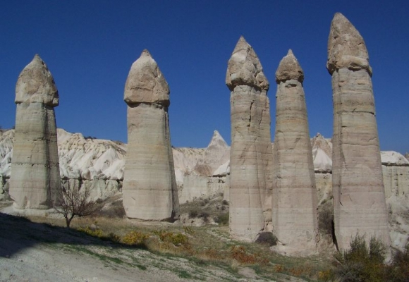 penis rock in Turkey