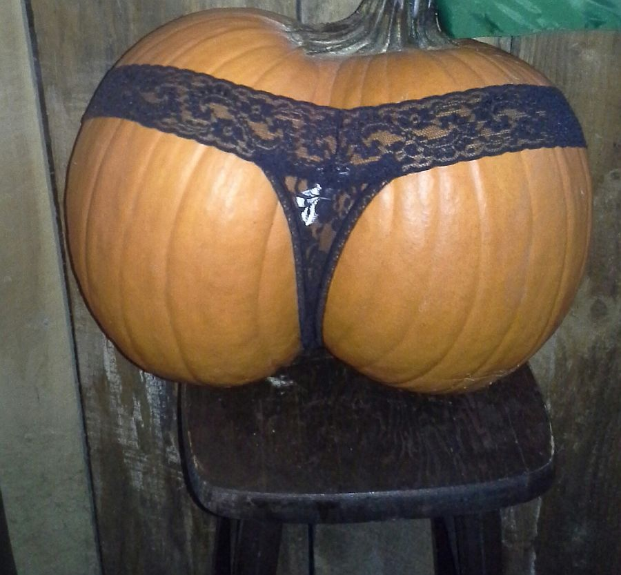 erotic pumpkin